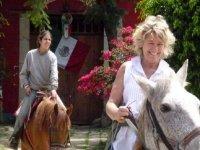 Mexican horseback riding