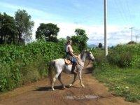 Horse riding in Oaxaca