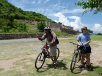 Archaeological zones by bike