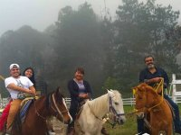 Go on an adventure to the mountains on horseback