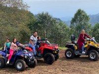 Take a family ride on an ATV