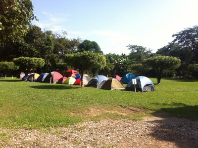 Aventura Tamasopo Campamentos Multiaventura