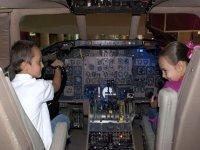 Pilotos de avion