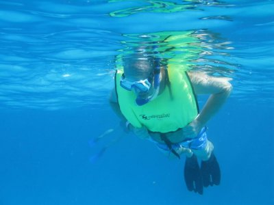 Cancun Scuba Center Snorkel