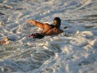 Brazeando la ola