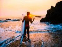clases de surf en Puerto Vallarta