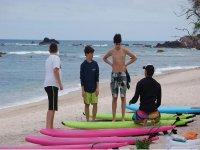 surf safari en Punta MIta