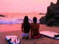 surfea en Mexico
