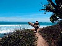 paddle surfing en nayarit