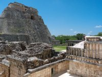 Chicen Itza and its ruins