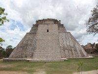 Main pyramid of Kabah