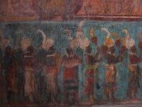 Mayan paintings