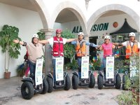 Segway in group