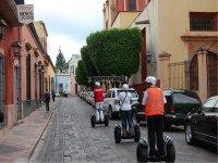 Walking the streets of Querétaro