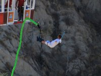 Feel the thrill of the bungee jump