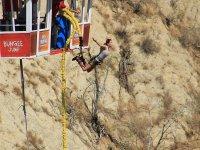 Disfruta de una aventura extrema con nuestro salto de bungee