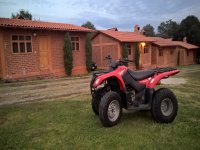 Park your ATV wherever you want