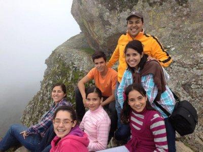 Parque Natural Los Frailes Caminata