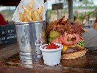 Nuestras deliciosas burgers