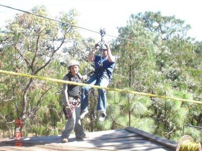 Parque Natural Los Frailes Canopy