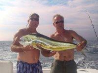 Pesca dorado