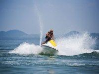 Water sport Jet Ski in Playa Linda