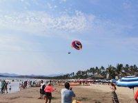 Parasailing Playa Linda Ixtapa