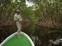Pesca en la Peninsula de Yucatan