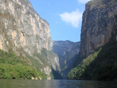 6 days adventure in Chiapas jungle.