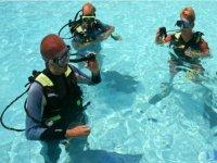 Diving classes