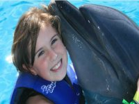 Love for the dolphin