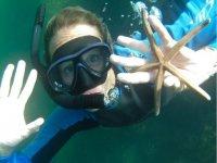 Practicas de snorkel
