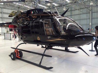 Turisky CDMX Vuelo en Helicóptero