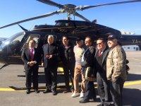 Volando con nuestro helicoptero