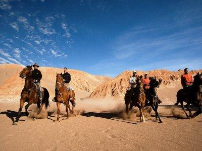 Expediciones Paquimé  Cabalgatas
