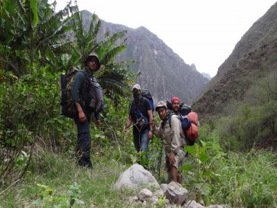 Expediciones Paquimé  Caminata