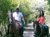 Ven en pareja y disfruta de una experiencia en caballo