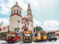 Visita el pueblo mágico de Santiago