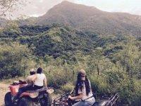 Disfruta de paisaje de las montañas de Monterrey