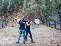 Ven a aprender a tirar con arco en nuestro parque