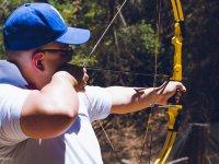 Aprende a tirar con arco