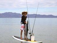 Pesca de paddle