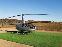 You will have an ideal helicopter for your ride