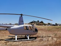 Get to know Valle de Guadalupe in a helicopter ride
