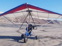 We have two-seater ultralights