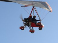 Enjoy the landscapes of Rosarito in an ultralight with a certified pilot