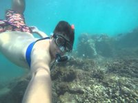 Snorkel en Cuastecomates