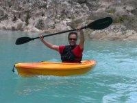 Kayak guides