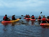 you will have all the necessary equipment to navigate in Kayak