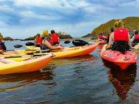 Travel Baja California in a Kayak